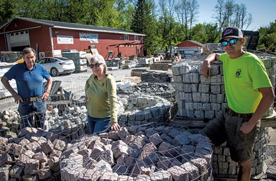 Bottom Line: As COVID-19 Drove Vermonters Outdoors, Cleary Stone Started Rocking