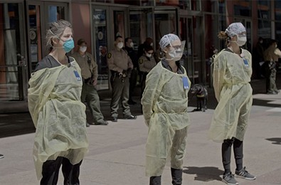 Documentary 'In the Same Breath' Takes a Devastating Look at the Pandemic's Outbreak