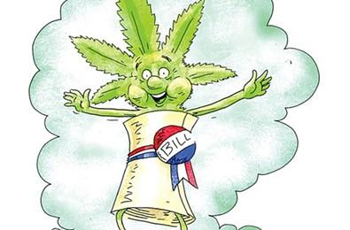 Work Begins on Crafting New Vermont Marijuana Bill