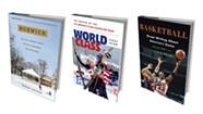 Three Vermont Sportswriters Hit the Bookshelves