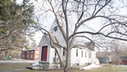 Haley Rice and MacArthur Stine Make Their Home in a Historic Church