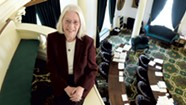 Conservative Senator Peg Flory to Hang Up Her Spurs