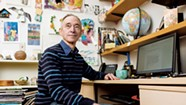 Art Educator Jonathan Silverman Lauds the Power of Creativity