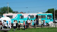 The Breast Express, a Lactation Lounge on Wheels, Stops in Burlington