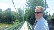 Plattsburgh's Mayor Talks Big Plans — Even as He Slashes Spending