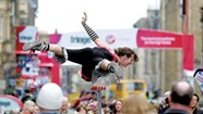 Festival of Fools Highlights Women, Music, Veteran and Newbie Street Performers