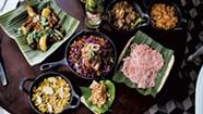 Sampling Sri Lanka at Montréal's Nama Restaurant