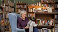 Dorsey Hogg Turns Books Into Sculptures