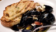 All Hail the Cider-Steamed Mussels at Kitchen Table Bistro
