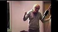 Vintage Video Captures Bernie Sanders' Folk Recording Session