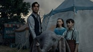 Movie Review: Tim Burton's Busy 'Dumbo' Pushes the Elephant Out of the Spotlight