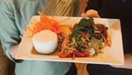Dig Into Drunken Noodles and Other Bangkok Faves at Dusit Thai in Newport