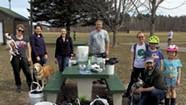 'Doo-ty' Bound: Volunteers Scoop Dog Poop to Keep Lake Champlain Clean