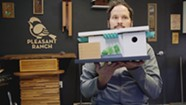 Stuck in Vermont: Building Birdhouses With Steve Hadeka of Pleasant Ranch