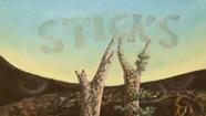 Aleck Woogmaster and Ivy Estelle, <i>Sticks in the Mud</i>
