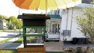 Vegan Food Cart the Little Green Wagon Launches in Barre
