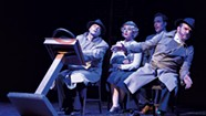 Theater Review: 'The 39 Steps,' Saint Michael's Playhouse
