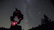 Stargazing at the Adirondack Sky Center & Observatory