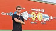 Pre-Art Hop, New Public Murals Make Pine Street Pop