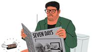 Twenty Reasons <i>Seven Days</i> is Still Here