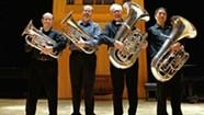 MetalWerx Tuba/Euphonium Quartet