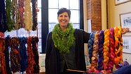 Stuck in Vermont: Local Artists Celebrate Mill History at Fiber Fair Friday in Winooski
