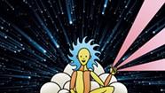 Princess Nostalgia, 'Thank Heavens 4 Opposable Thumbs'