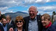Sanders Seeks Supporters' Selfies for TV Ads