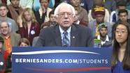 Bernie Sanders Urges End to Federal Pot Prohibition