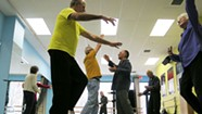 Vermonters Move to Keep Parkinson's at Bay
