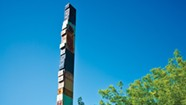 WTF: What's With the File Cabinet Tower on Burlington's Flynn Avenue?