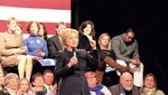 Last-Ditch Pitch: Sanders and Clinton Try to Close the Deal