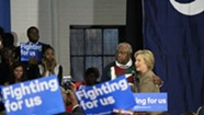 Clinton and Sanders Battle for Orangeburg, S.C.