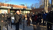 Voting in Burlington, Sanders Calls for Big Super Tuesday Turnout