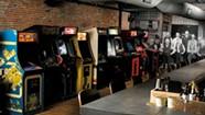 Finalists for Bluebird Kiosk, Burlington Loses Noonie's, Gains an Arcade Bar
