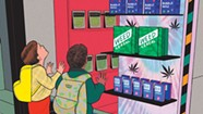 As Recreational Cannabis Sales Loom, Doctors Worry About Teen Use