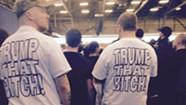 Trump Talks Sanders, Border Wall During Plattsburgh Stop