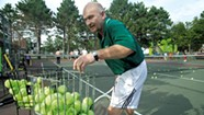 Tennis Legend Jake Agna Takes Kids to Cuba