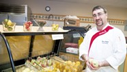 Grilling the Chef: Brian Roper of Saint Michael's College