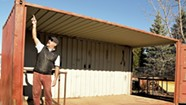 Box to Bar: Peter Katz' Shipping Container Mission