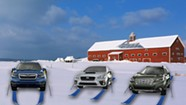 The Parmelee Post: 2016 Census Data Reveal Most Vermonters are Subarus