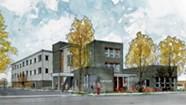 Energy Efficient Senior Living Apartment Building Opens in Milton