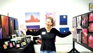 Milton Artists' Guild Unveils New Gallery