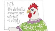 Artist Sarah Rosedahl's Chickens Give a Cluck