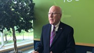 Walters: A Somber Leahy Recounts McCain Health Care Vote