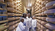 Vermont Cheesemakers Win Big at National Awards