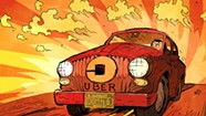 Uber Has Sped to the Top of Burlington's Ride-for-Hire Heap