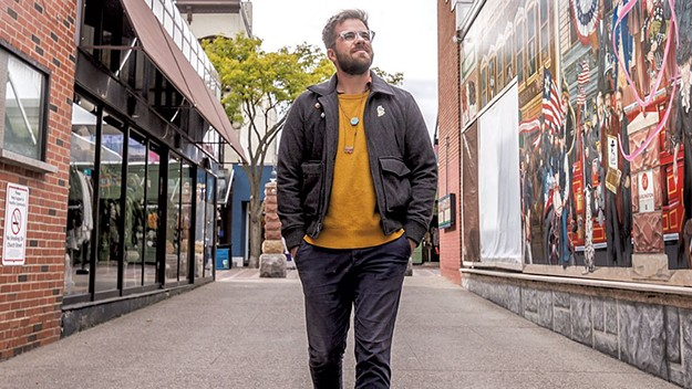 Musician Eric Maier Reflects On His Vandalism Crime And The Album It Inspired Culture Seven Days Vermont S Independent Voice