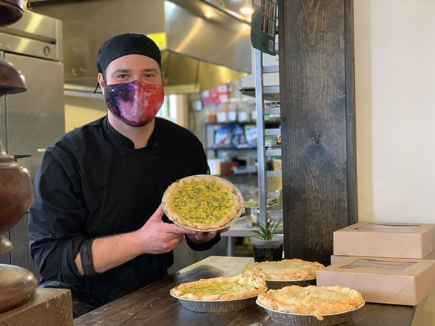 Stuck in Vermont: Pie Society Serves Up Comfort in the Pandemic