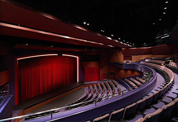South burlington sets its sights on arts facility live culture for Victoria gardens movie theater